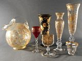 Gold Decorated items